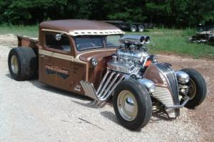 1946 Chevrolet custom truck hot rod