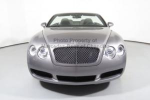 2008 Bentley Continental GT 2dr Convertible