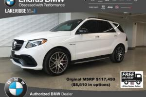 2016 Mercedes-Benz Other AMG GLE 63 S-Model