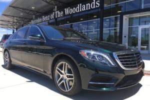 2017 Mercedes-Benz S-Class S550 Photo