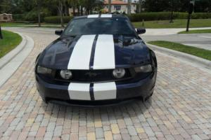 2010 Ford Mustang GT 2dr Coupe Coupe 2-Door Manual 5-Speed V8 4.6L