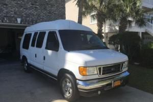 2005 Ford E-Series Van E 150