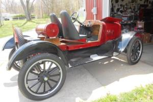 1917 Ford Model T Photo