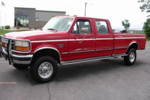 1997 Ford F-350 CREW Longbed 4DR