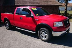 2006 Ford F-150 XLT 4dr SuperCab 4WD Styleside 6.5 ft. SB