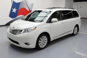 2012 Toyota Sienna LTD AWD 7PASS SUNROOF NAV DVD