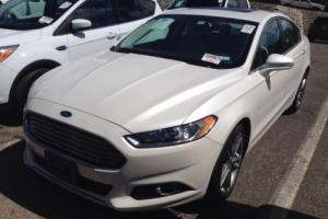 2016 Ford Fusion Titanium Photo