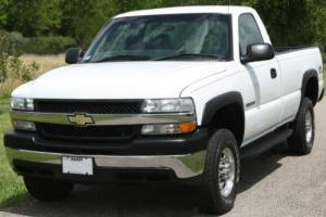 2002 Chevrolet Silverado 2500 2500 HD 4x4 Photo
