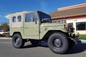 1981 Toyota Land Cruiser Land Cruiser Photo