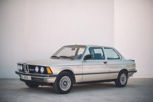 1982 BMW 3-Series e21 Photo