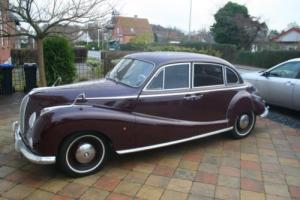 1957 BMW Other 501 Photo