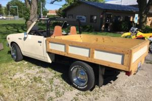 1978 Toyota Pick up Sand Pak Photo