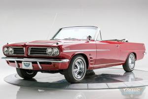 1963 Pontiac Le Mans Convertible 4 Speed