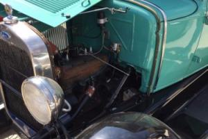 Ford: Model A Truck