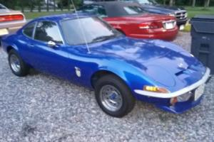 1971 Opel Other GT Photo