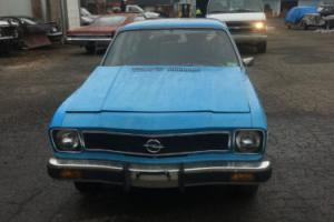 1974 Opel 1900 WAGON 2 DOOR