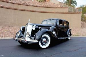 1937 Packard Series 1508 (12) Limousine Photo
