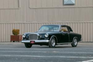 1962 Studebaker Gran Turismo Hawk Photo