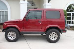 1987 Suzuki Samurai Photo