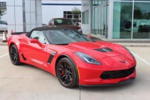 2016 Chevrolet Corvette Z06 CONVERTIBLE 3LZ