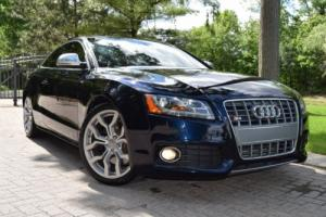 2009 Audi S5 2DR COUPE MANUAL