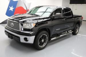 2012 Toyota Tundra CREWMAX BED LINER SIDE STEPS