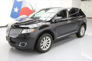 2013 Lincoln MKX AWD PANO ROOF NAV CLIMATE SEATS