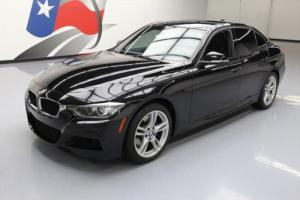 2014 BMW 3-Series 328I SEDAN M SPORT LINE TURBO PADDLE SHIFT