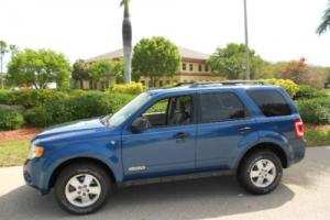 2008 Ford Escape FLORIDA CLEAN AND RUST FREE!