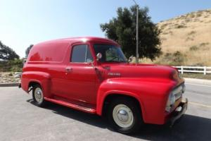 1953 Ford PANEL VAN NO RESERVE