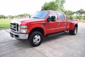 2008 Ford F-350 Lariat 4dr Crew Cab 4WD LB DRW Photo