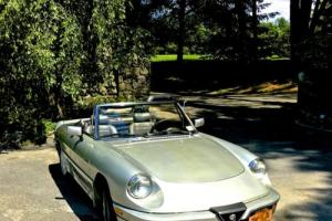 1986 Alfa Romeo Spider spider Photo