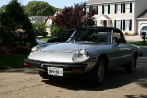 1976 Alfa Romeo Spider Photo