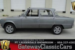 1972 Alfa Romeo Giulia Super 1600 -- for Sale