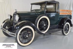1929 Ford Model A --