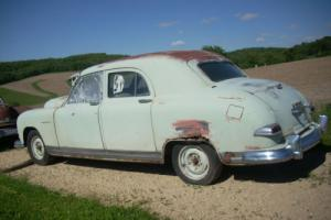 1949 Kaiser With overdrive Photo