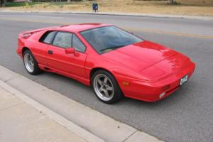 1988 Lotus Esprit HCPI Turbo Photo