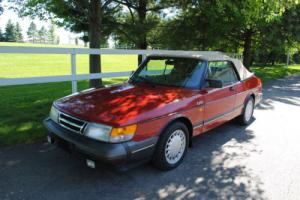 1989 Saab 900 2dr Coupe Convertible Photo