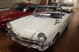 1967 NSU Wankel Spider -- Photo