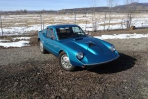 1968 Saab Sonett Photo