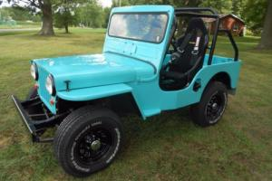 1947 Willys Photo