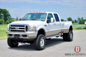 2004 Ford F-350 LIFTED / NEW WHEELS, TIRES AND MORE