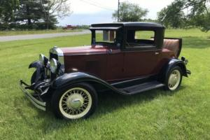 1930 Chevrolet Chevrolet Coupe Rumble Seat