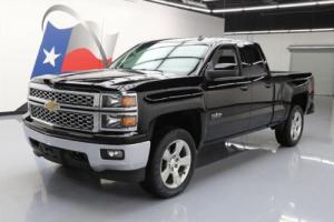 2014 Chevrolet Silverado 1500 SILVERADO LT TEXAS DBL CAB 4X4 LEATHER