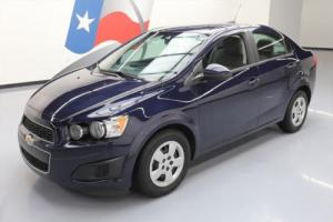 2016 Chevrolet Sonic AUTOMATIC RADIO KEYLESS ENTRY