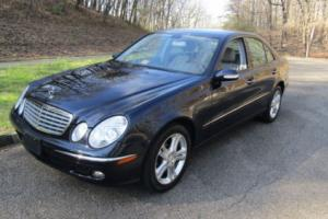 2006 Mercedes-Benz E-Class Photo