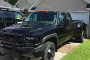 2001 Chevrolet Silverado 3500 Dually