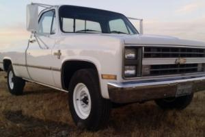 1986 Chevrolet C/K Pickup 1500 1 ton Photo