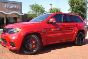 2017 Jeep Grand Cherokee SRT 4x4