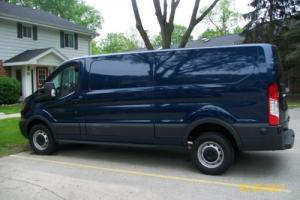 2016 Ford Transit Connect T-250